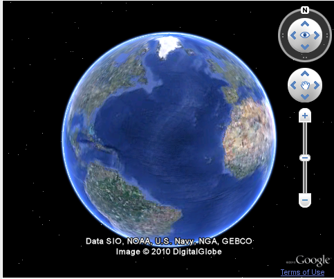 Descarca Google Earth Plugin