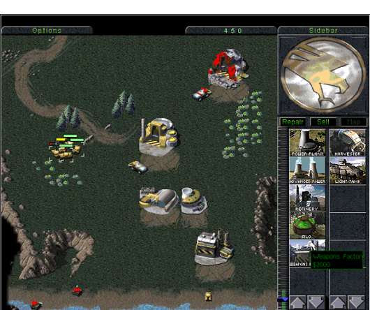 Command and Conquer joaca online